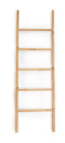 Bamboe, decoratieve ladder