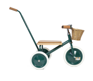 Banwood, Trike driewieler - green