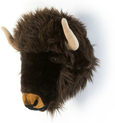 Wild & Soft, muurdecoratie - buffel Alex