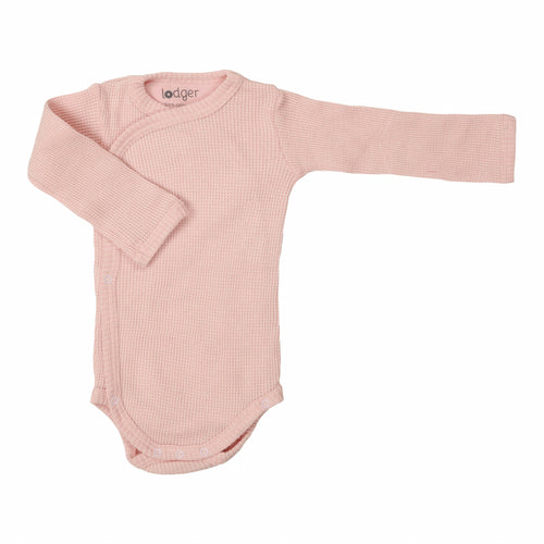 Lodger, ciumbelle longsleeve body - sensitive pink