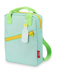 Engel, rugzak - zipper ice blue