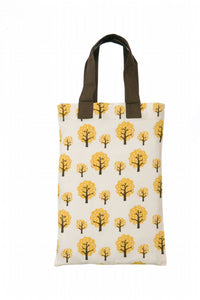 Ferm Living, donsovertrek - dotty yellow