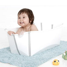 Afbeelding in Gallery-weergave laden, Stokke, flexibath - transparent blue