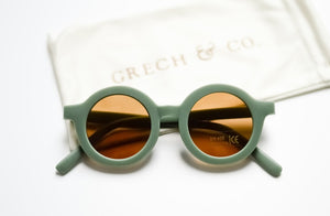 Grech & Co, zonnebril Sunnies - fern