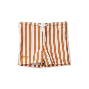 Liewood, swim pants - mustard stripe