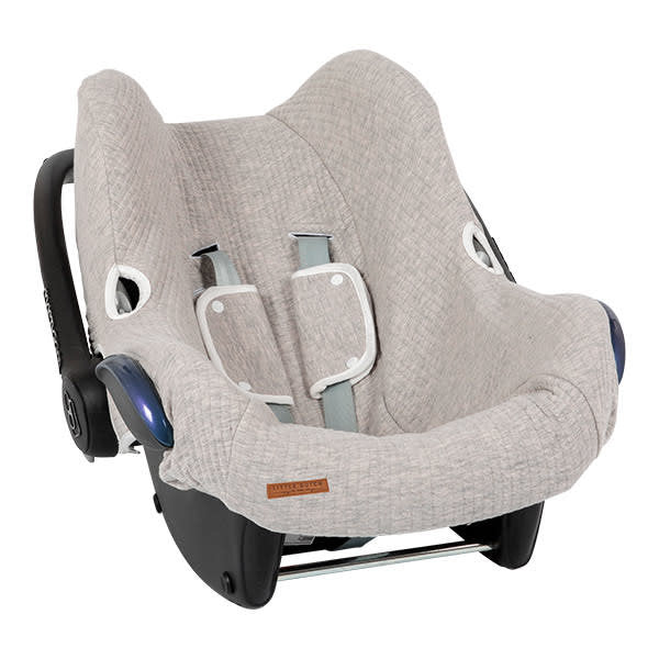 Little Dutch, hoes Maxi-Cosi - pure grey