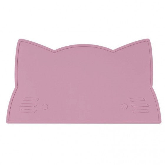 We Might Be Tiny, placemat - poes dusty rose