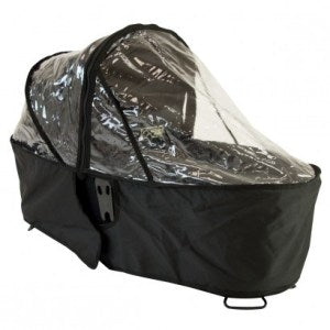 Mountain Buggy, regenhoes Duet carrycot+