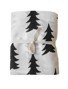 Fine Little Day, swaddle - pine