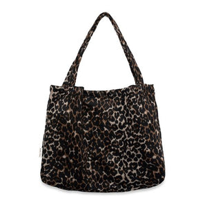 Studio Noos, mom bag - brown jaguar