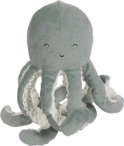 Little Dutch, knuffel - octopus mint