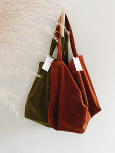 Studio Noos, mom bag - rusty rib