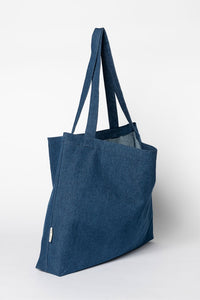 Studio Noos, mom bag - dark denim