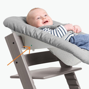 Stokke Tripp Trapp, newborn set - grey