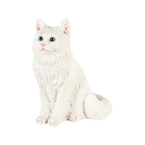 &Klevering, spaarpot - cat white