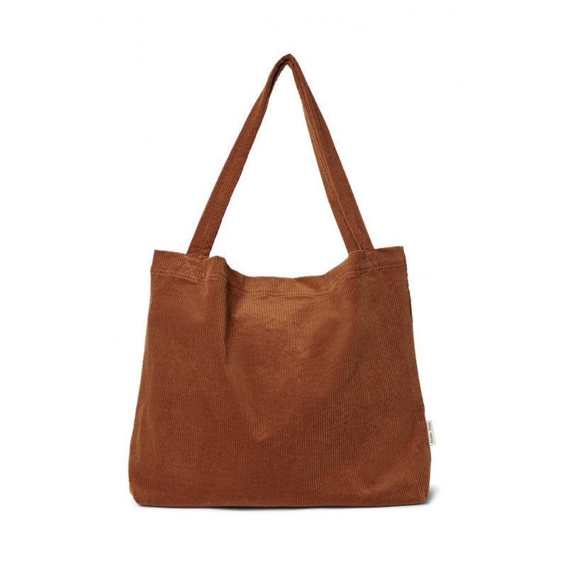 Studio Noos, mom bag - brownie rib