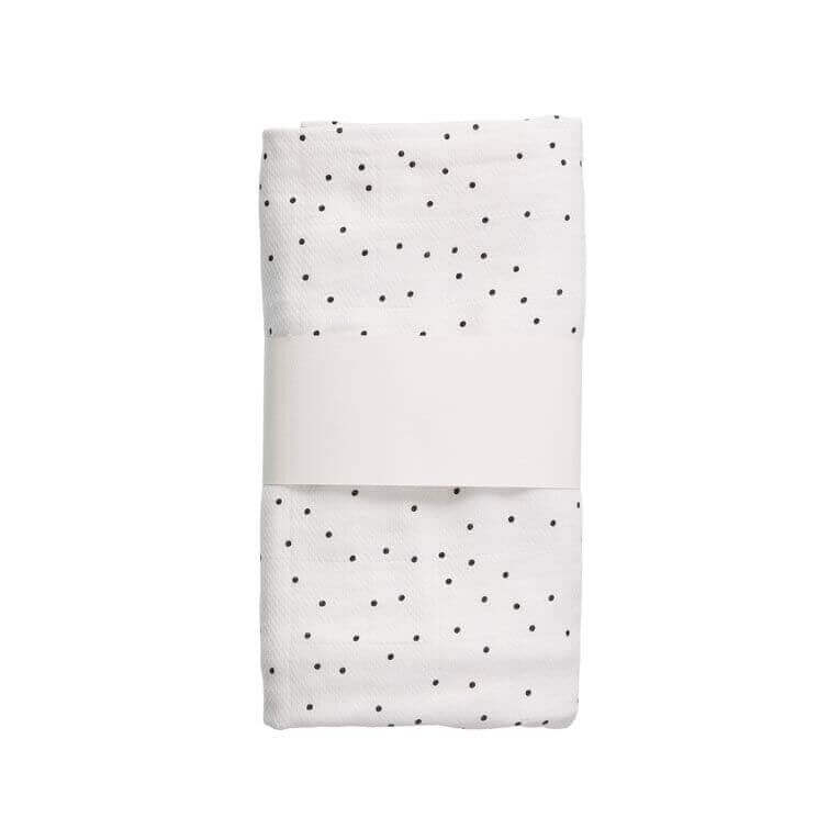 Mies & Co, swaddle - adorable dot