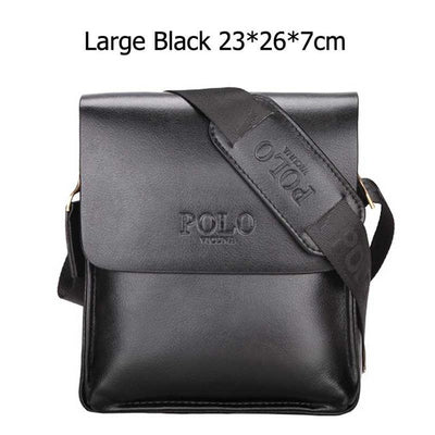 VICUNA POLO PU Leather Men Shoulder Bags - Best Seller Hot Sale 12a98acad6