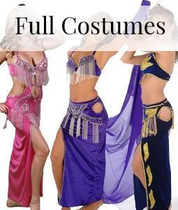 Professional Full Belly Dance Costumes-MissBellyDance
