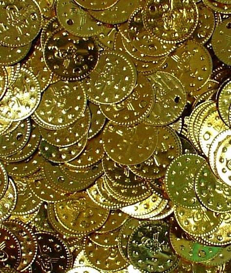 Coins (Silver/Gold) Belly Dance Costume Supply