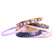 Belly Dance Snake Skin Bangles