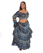 Belly dance Skirt & Top Costume Set | MELI DU CHANT
