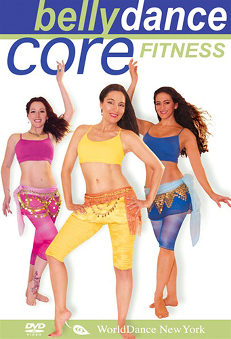 Bellydance for Core Fitness DVD