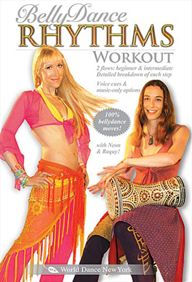 Bellydance Rhythms Workout DVD