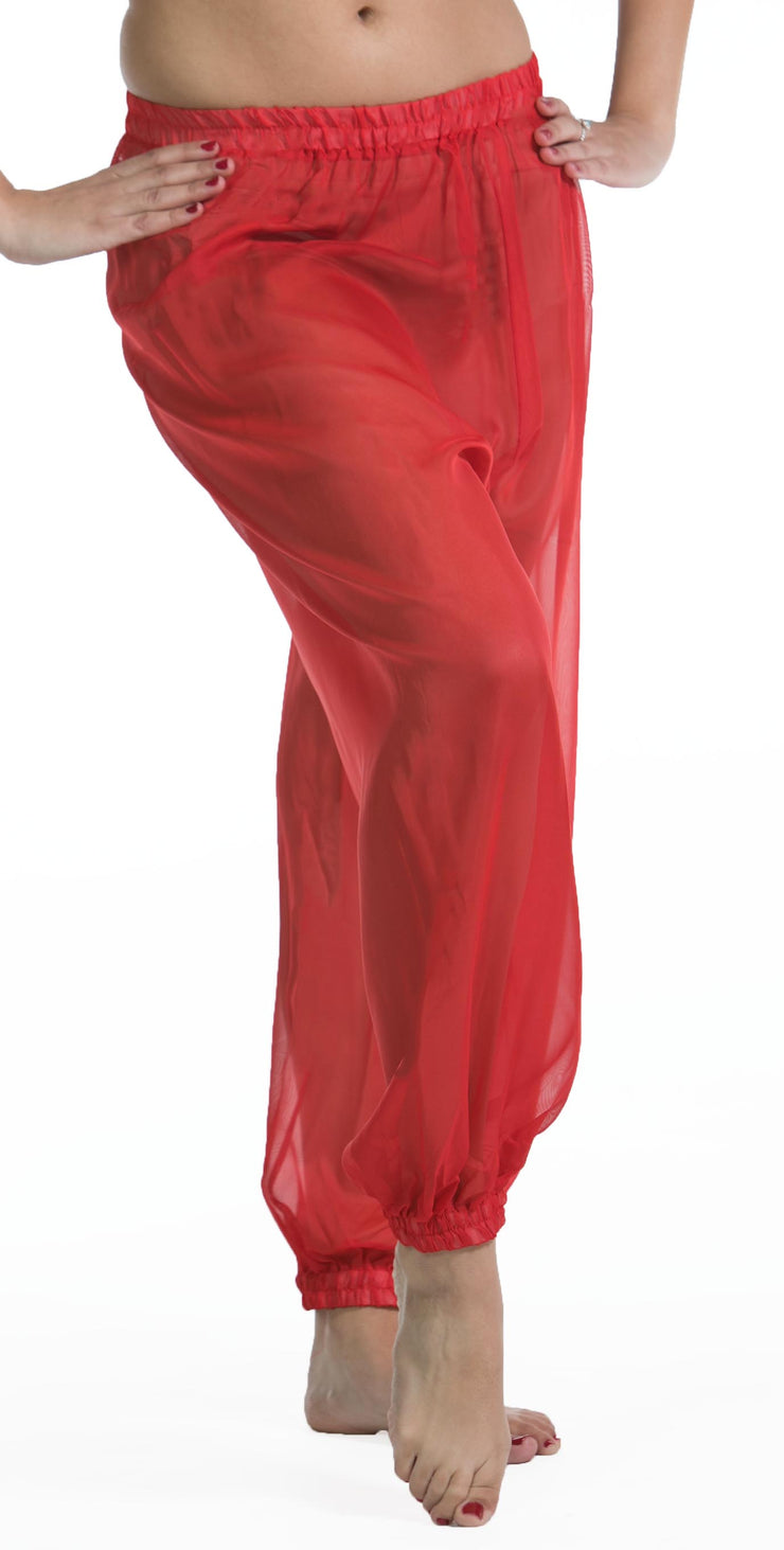 Belly Dancer Chiffon Harem Pants