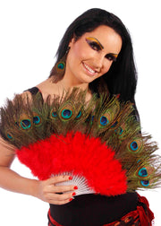 Belly Dance 2 Piece Accessory Package | Plush in Peacock