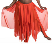 Belly Dance 13 Panel Chiffon Skirt