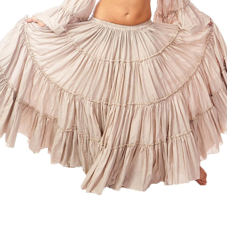 Belly Dance 25 yard Skirt