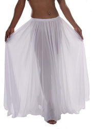 Belly Dance Chiffon Full Circular Skirt