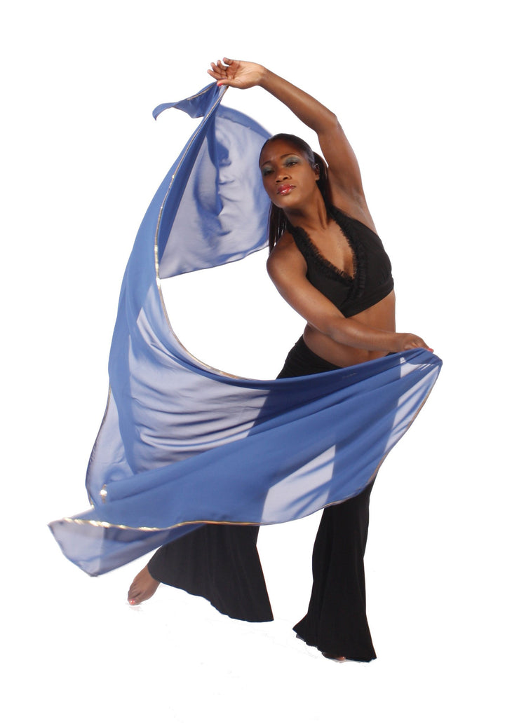 Belly Dance Chiffon Veil |