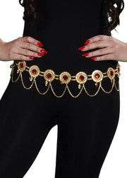 Belly Dance Coin Belt | LOOPAGE