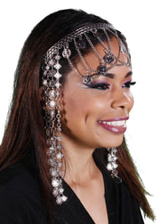 Belly Dance Coined Head Band | ANCIENT EAST
