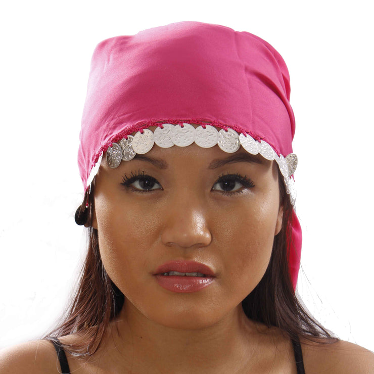 Belly Dance Head Coin Scarf Bandana | LALAINE 2