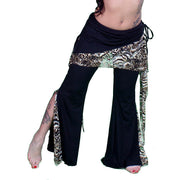 Belly Dance Lycra Harem Pants | HIPTASTIKI