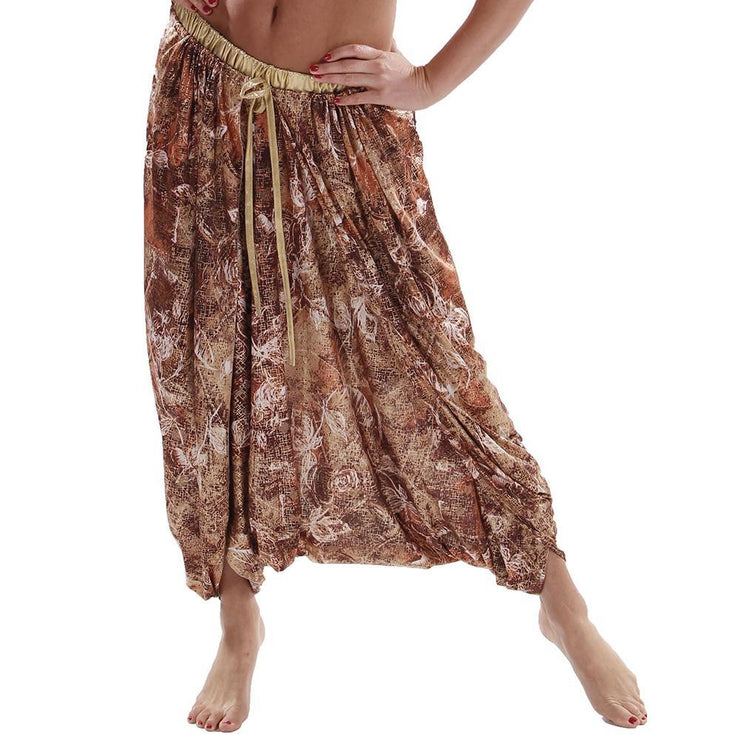 Belly Dance Lycra Harem Pants | JENGA