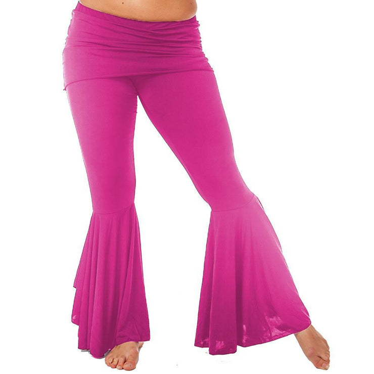Belly Dance Lycra Harem Pants | SORRAIAH STAR