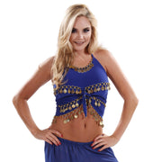 Belly Dance Lycra Tank-Top | KARSILAMA