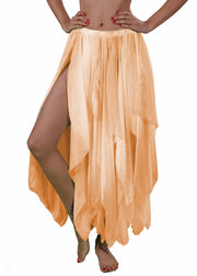 Belly Dance Organza 13 Panel Skirt | AGLISE
