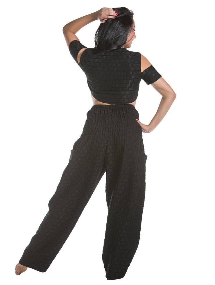 Belly Dance Pant & Top Costume Set | BEYOND BASICS BELLYDANCE ENSEMBLE