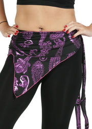 Belly Dance Pera Lycra Sashes | PERASTYLE