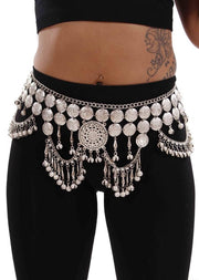 Belly Dance Tribal Coin Belt | MARAN GLORY