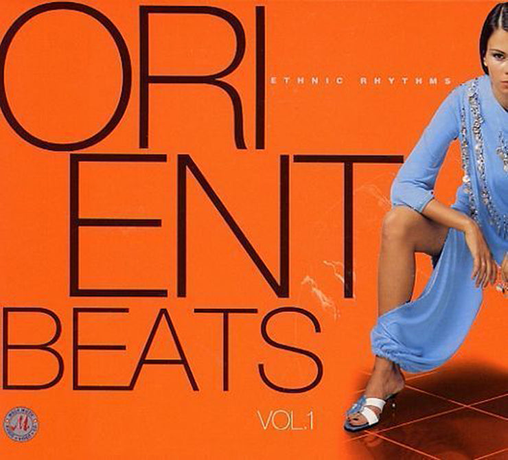 Orient Beats Belly Dance Vol#1