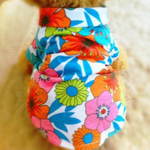 Summer Beach Vest for your little dog friend