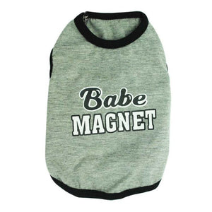 Babe Magnet Cotton Jersey