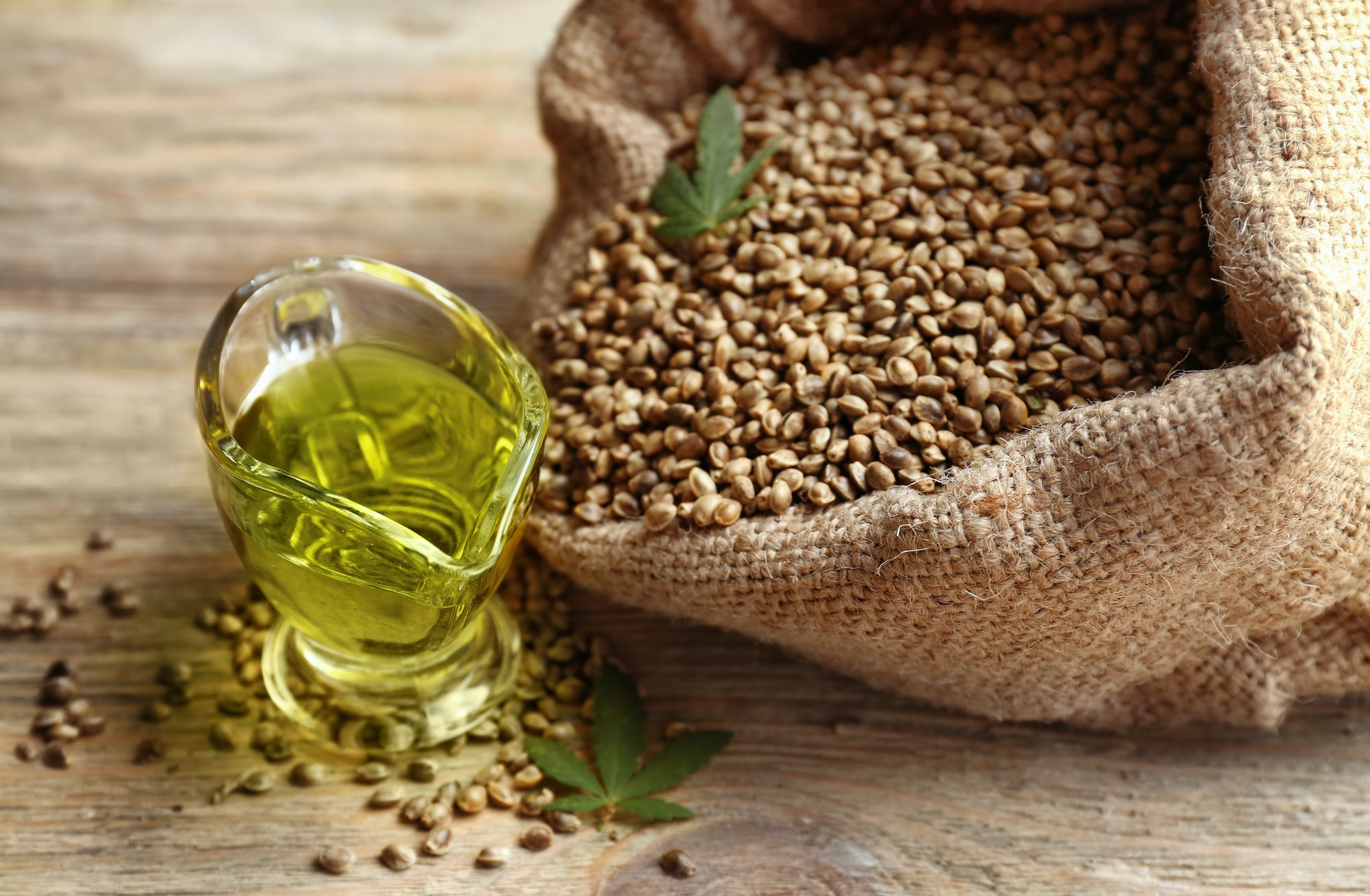 Hemp Seed Oil Health Benefits and How to Use