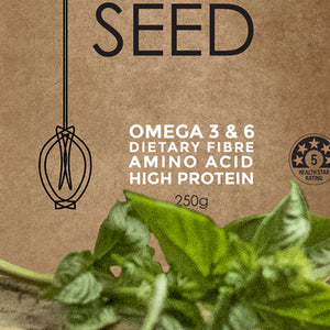 Hemp Seed 250g x 10 packets